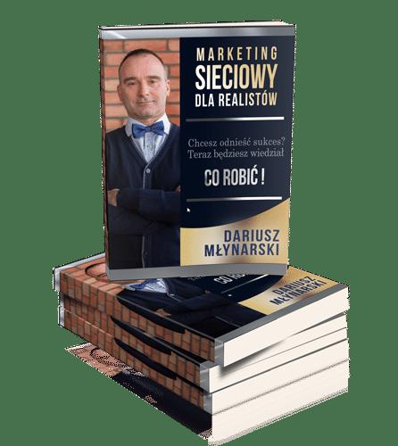 Marketing Sieciowy Dla Realistów, książka dla przedsiębiorców MLM